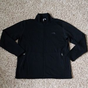 The North Face Men's Black FullZip Sweater Size:XL